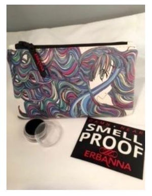 Image of an Erbanna Glass pouch