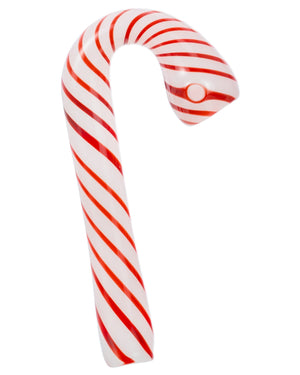 Candy Cane Hand Pipe