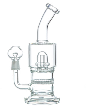 Honeycomb to Showerhead Perc Water Pipe