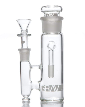 "Grav Labs - 90˚ ""Phoenix"" Ashcatcher with Removable Top"