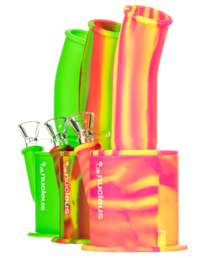 Silicone Oil Can Bongs