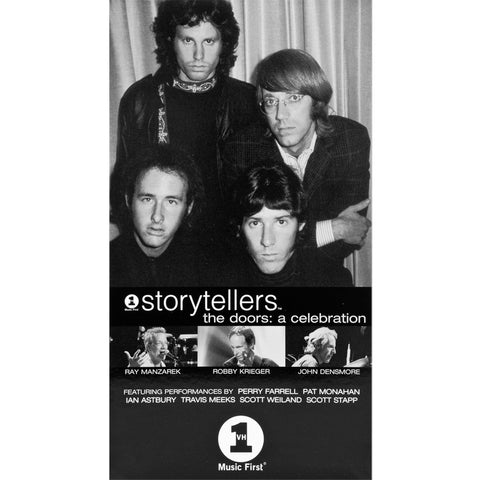 The Doors - Storytellers Celebration - VHS