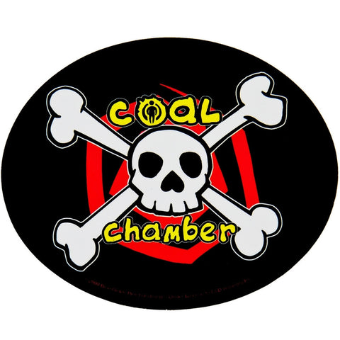 Coal Chamber - Logo Sticker