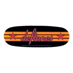 Deftones - Stars & Stripes Sticker