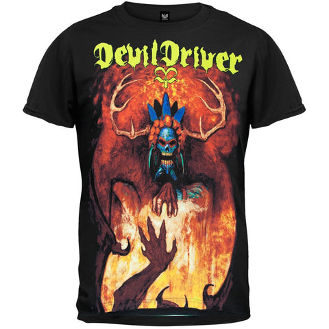 DevilDriver - Tribal Exorcism Adult T-Shirt