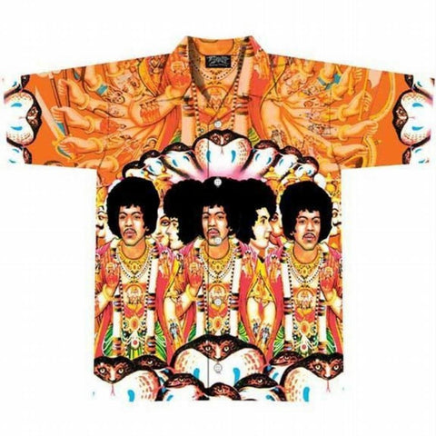 Jimi Hendrix - Inner Peace Club Shirt