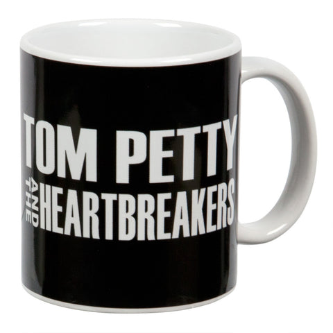 Tom Petty & The Heartbreakers - Collectable Boxed 12oz Coffee Mug