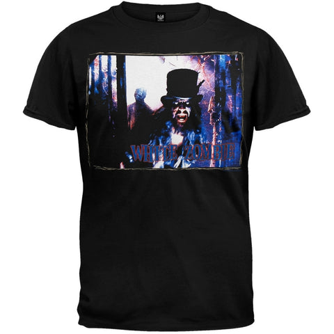 White Zombie - Top Hat - T-Shirt