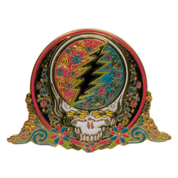 Grateful Dead - Calaveras Steal Your Face Enamel Pin