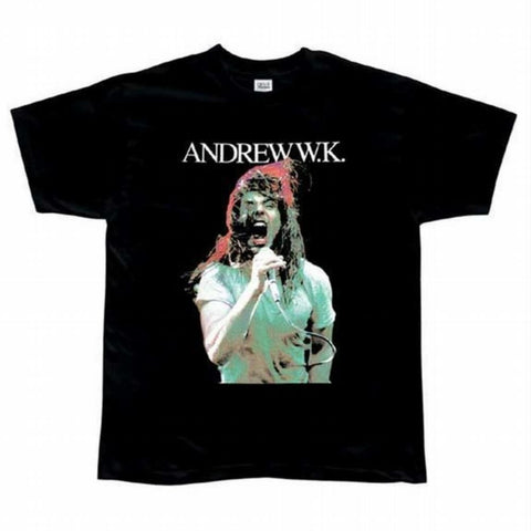 Andrew W.K. - Scream T-Shirt