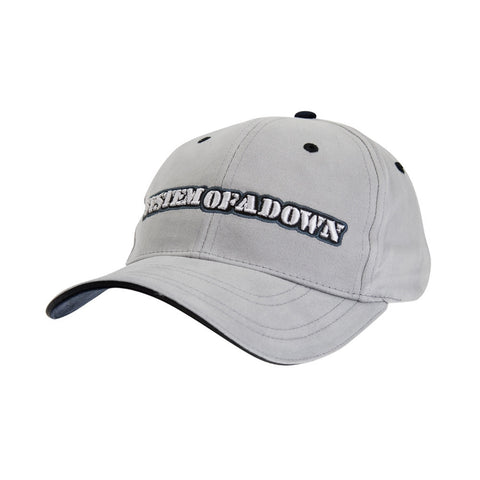 System Of A Down - Logo Flex-Fit Baseball Cap