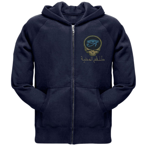 Grateful Dead - Egyptian SYF Adult Zip Hoodie