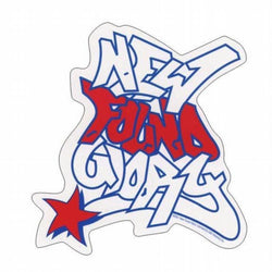 New Found Glory - Graffiti Logo - Decal