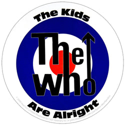 The Who - The Kids Are Right Sticker