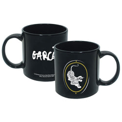 Jerry Garcia - Tiger Emblem 20 oz Mug