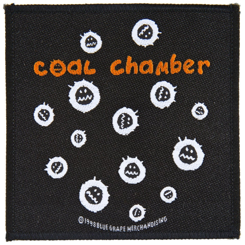 Coal Chamber - Square - Patch