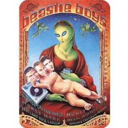 Beastie Boys - Alien - Sticker