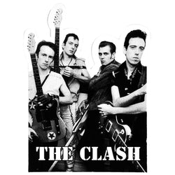 The Clash - Group Decal