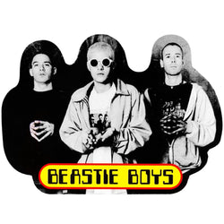 Beastie Boys - Hands - Decal