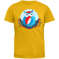 Grateful Dead - Steal Your Face Owl Daisy Youth T-Shirt