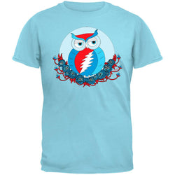 Grateful Dead - Steal Your Face Owl Sky Youth T-Shirt