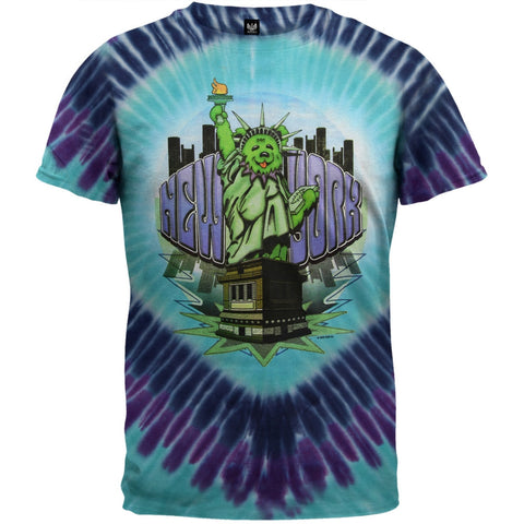 Grateful Dead -  New York Tie Dye T-Shirt