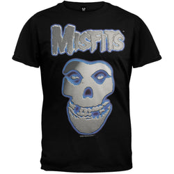 Misfits - Chrome Skull T-Shirt