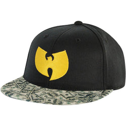 Wu-Tang Clan - Money Adjustable Snapback Cap