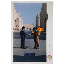 Pink Floyd - Wish You Were Here 24X36 Standard Wall Art Poster