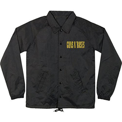 Guns N Roses - Bullet Logo Adult Windbreaker Jacket