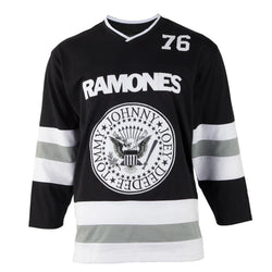 Ramones - Seal Adult Replica Hockey Jersey