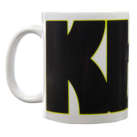 Kiss - Logo Heat Change Coffee Mug