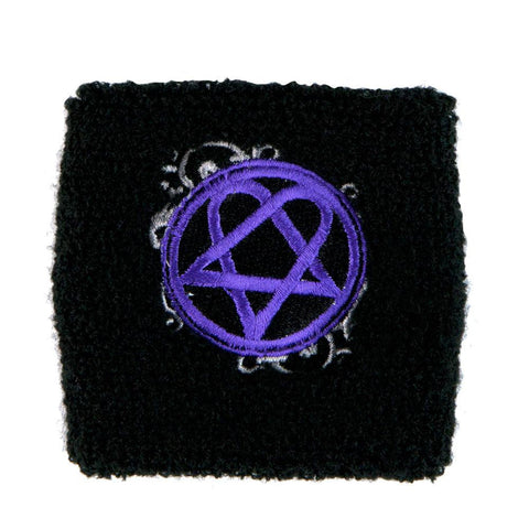 HIM - Heartagram Logo Wristband