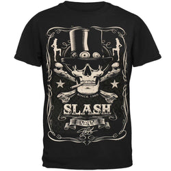 Slash - R Skull Adult T-Shirt