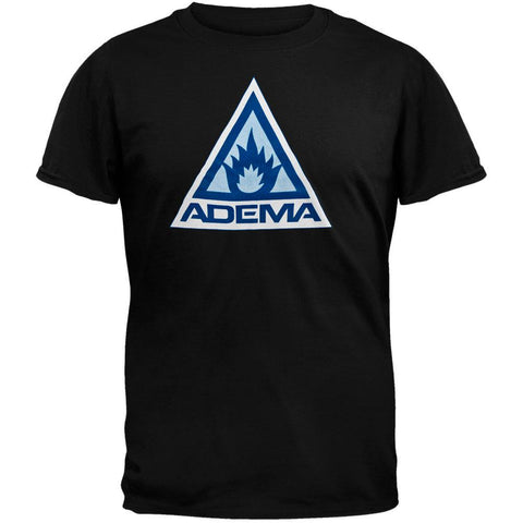 Adema - New Fire Logo T-Shirt