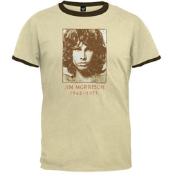 The Doors - Poet Heather Ringer T-Shirt
