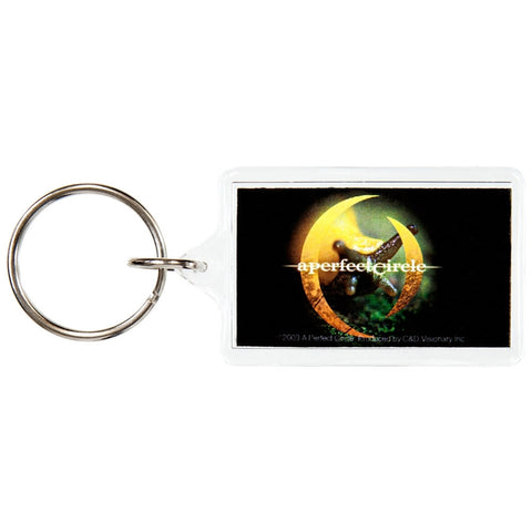 A Perfect Circle - Slug Keychain
