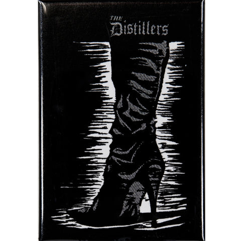 Distillers - Boot Magnet
