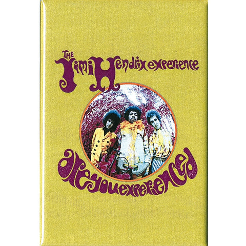 Jimi Hendrix - Are You Experienced Magnet