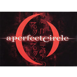 A Perfect Circle - Logo Postcard