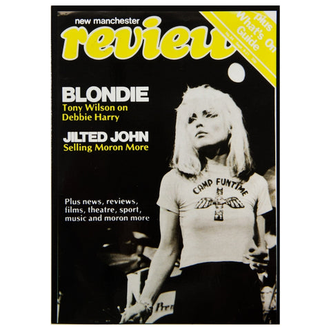 Blondie - Magazine Postcard