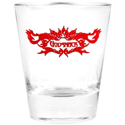 Godsmack - Red Tribal Logo Shot Glass