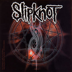 Slipknot - Star Logo Decal 4""
