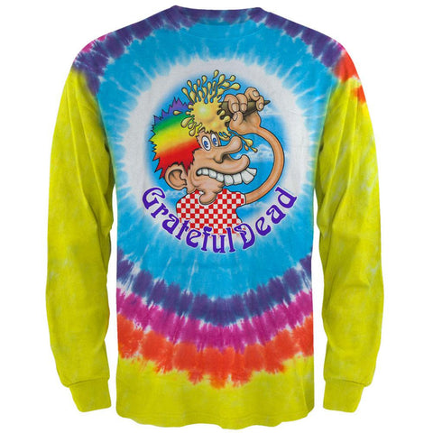 Grateful Dead - Ice Cream Kid Tie Dye Long Sleeve T-Shirt