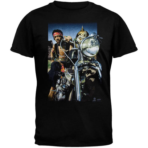 Jimi Hendrix - South Saturn Delta T-Shirt