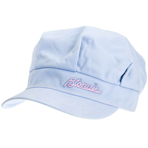 Blondie - Signature Logo Newsboy Cap