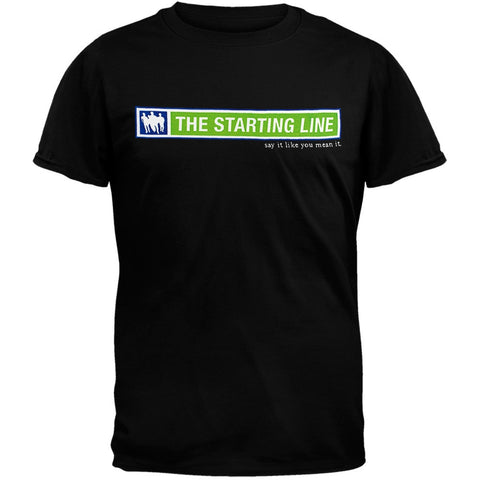 The Starting Line - Say It T-Shirt