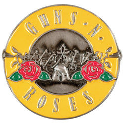 Guns N Roses - Bullet Logo Belt Buckle