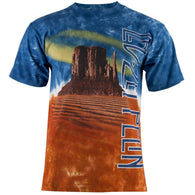 Led Zeppelin - California Tie Dye T-Shirt