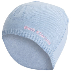 Good Charlotte - Monogram Sky Blue Beanie